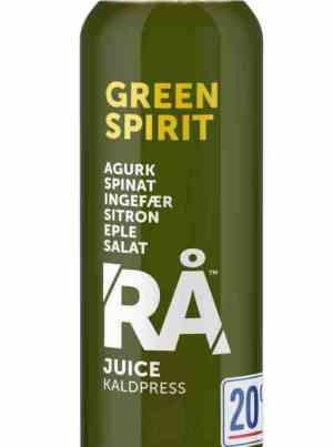 Prøv også Synnøve rå green spirit.