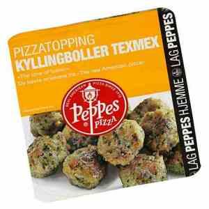 Prøv også Peppes Kyllingboller Texmex.