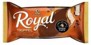 Prøv også Diplom royal trippel.