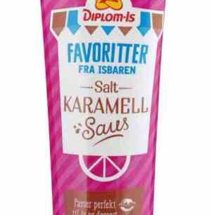 Prøv også Diplom Salt karamellsaus.