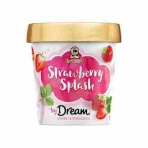 Prøv også Diplom Dream strawberry splash.
