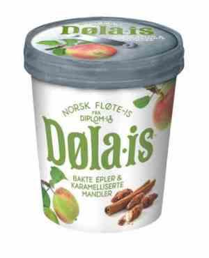 Prøv også Diplom dølais bakte epler og karamelliserte mandler.