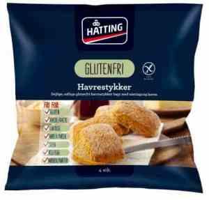 Prøv også Hatting Glutenfrie Havrestykker.