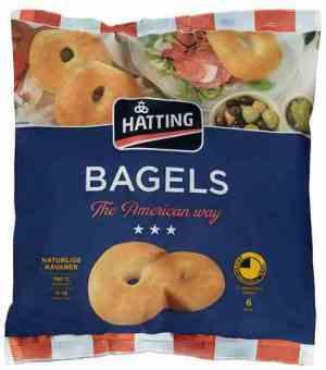 Prøv også Hatting bagels fine.