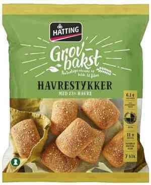 Prøv også Hatting Havrestykker.
