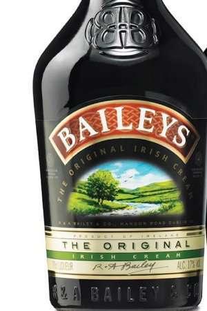 Prøv også Baileys Irish Cream.