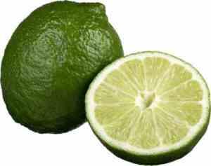 Prøv også Lime Juice rå.