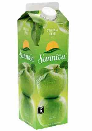 Prøv også Tine Sunniva Original Eplejuice.