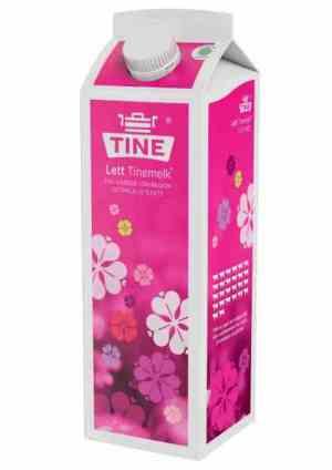 Prøv også Tine Lettmelk 1,2% fett.