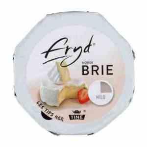Prøv også Tine Fryd Brie.