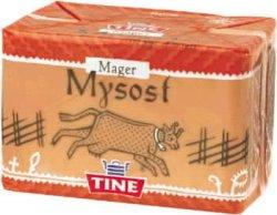 Prøv også Mysost mager.