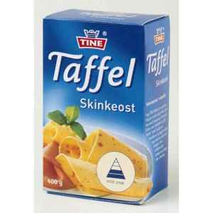 Prøv også TINE Taffel Skinkeost.