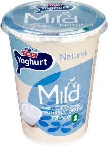 Bilde av TINE Yoghurt Mild Naturell.
