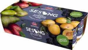 Prøv også TINE Yoghurt høstfrisk Rødt eple.