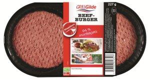 Prøv også Gilde Beef Burger.