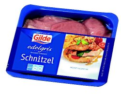 Prøv også Gilde Svinesnitzel, renskåret edelgris.