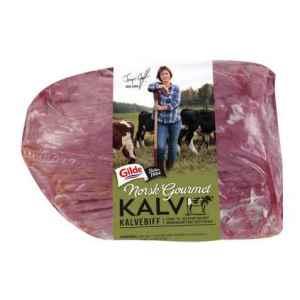 Prøv også Gilde gourmetkalv Kalvebiff.