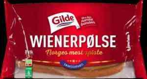 Prøv også Gilde Wienerpølser.