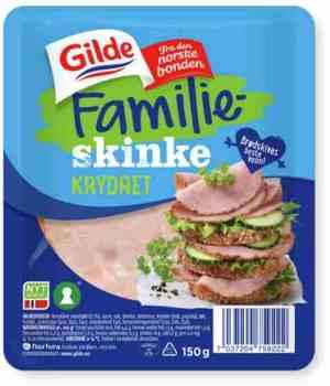 Prøv også Gilde Krydret familieskinke.