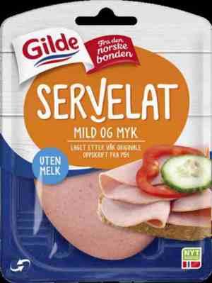 Prøv også Gilde Servelat.