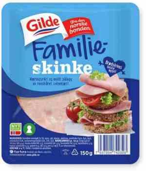 Prøv også Gilde Familieskinke.