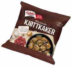Prøv også Gilde Kjøttkaker.