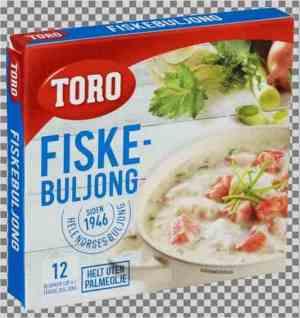 Prøv også Toro fiskebuljong.