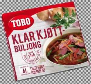 Prøv også Toro klar kjøttsuppe buljong.