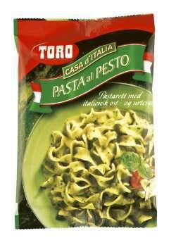 Bilde av Toro Pasta al Pesto.
