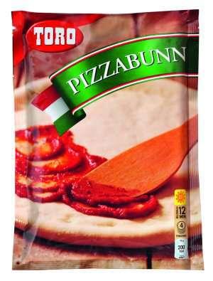 Prøv også Toro pizzabunn fin type.