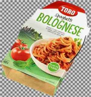 Prøv også Toro spagetti bolognese ferdig.