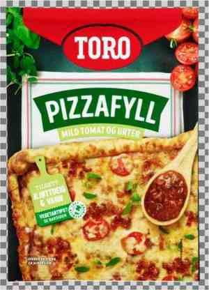 Prøv også Toro pizzafyll med tomat og urter.