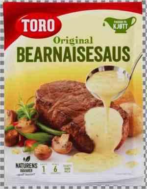 Prøv også Toro Bernaisesaus tilberedt.