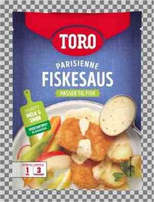 Prøv også Toro parisienne fiskesaus.