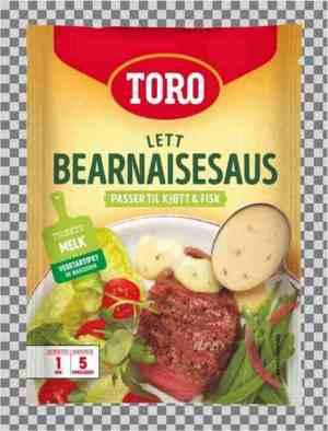 Prøv også Toro lett bernaisesaus.