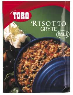 Bilde av Toro risotto gryte.