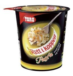 Prøv også Toro Rett i Koppen Pasta med ost og urter.