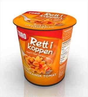 Prøv også Toro Rett i Koppen Pasta meksikansk tomat.