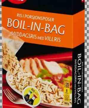 Prøv også Toro Boil in bag middagsris med villris.