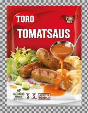 Prøv også Toro tomatsaus.