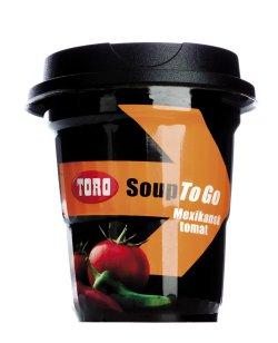 Bilde av Toro soup to go Meksikansk tomat.