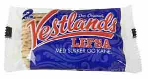 Prøv også Toro Vestlandslefsa med sukker og kanel, ferdig smurte.