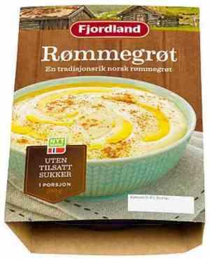 Prøv også Fjordland Rømmegrøt.