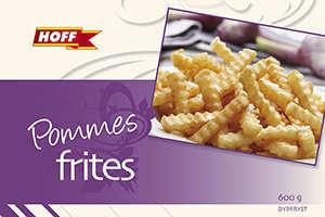 Prøv også Hoff Pommes Frites.