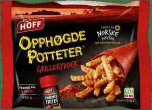 Prøv også Hoff Opphøgde Potteter med grill-krydder.