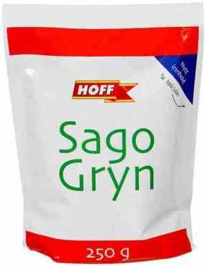 Prøv også Hoff Sagogryn.