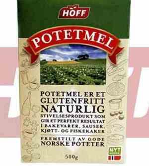 Prøv også Hoff Potetmel.