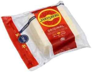 Prøv også Tine Jarlsberg ost original.