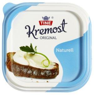 Prøv også Kremost, naturell.