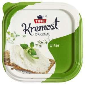 Prøv også Kremost, urter.